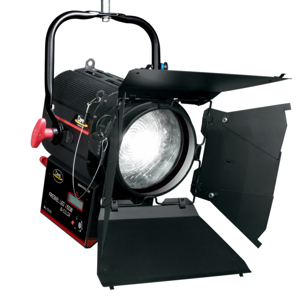 FRESNEL LED SPL-200  BI-COLOR 2800Kº A 6200K °